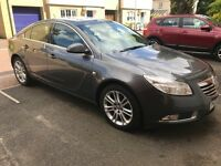 Vauxhall Insignia 1.8i 16v Exclusiv 5dr with only 58500mileage