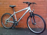 Land Rover mountain bike - Aluminium frame !