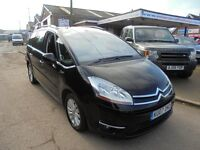 2007 07 citroen c4 picasso 2.0 diesel exclusive automatic 7 seater. 30 + cars in stock.