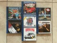 Sega Dreamcast Games bundle