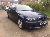 BMW 318 COUPE M SPORT