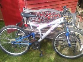 Bicycles £50