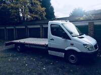 Mercedes sprinter 311 ,car transporter/recovery truck **NO VAT**
