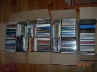 CDs 120 + CAR BOOT BUNDLE HOUSE CLEARANCE MAINLY CLASSICAL EASY LISTENING