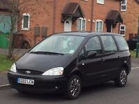 Ford Galaxy 2.3 AUTOMATIC (LHD) 7 Seater Left hand drive
