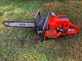 2017 Husqvarna 562 xp chainsaw 2 stroke petrol tree logs wood cutting