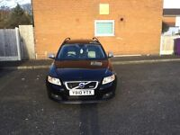 V50 Rdesign 10 plate 2 tone leather int 1.6 diesel £30 a year tax