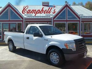 2010 Ford F-150 XL 8FT BOX!! AIR CONDITIONING!! NEWLY INSPECTED
