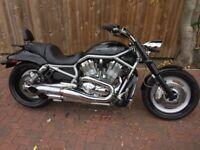 Harley Davidson 07 V-Rod