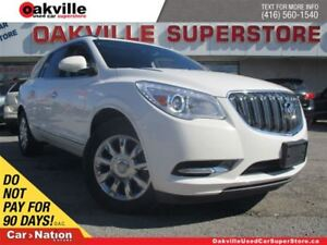 2013 Buick Enclave Premium | AWD | LEATHER | SUNROOF | DVD | NAV