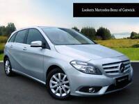 Mercedes-Benz B Class B180 CDI BLUEEFFICIENCY SE (silver) 2013-11-29