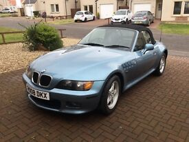 BMW Z3 2.8 1998 wide body in excellent condition