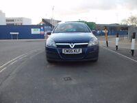2005 Vauxhall Astra 1.6 i 16v Club 5dr hatchback 10 months mot service history