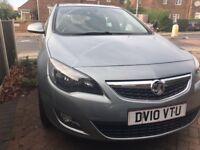 Vauxhal Astra 1.4 TURBO SRI - quick sale