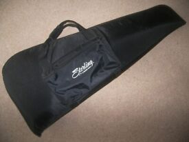 MusicMan , Music Man Deluxe Padded Gig Bag , Soft Case for Silhouette , Sterling and Silo Guitar.