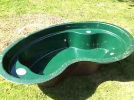 Pond - New Fibreglass Pond