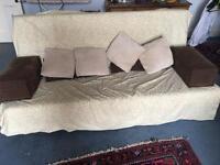 Sofa bed sleeps two