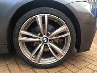 BMW 19 INCH M SPORT ALLOYS