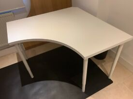 IKEA LINNMON corner desk