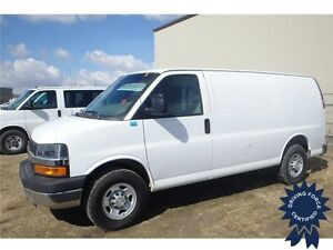 2016 Chevrolet Express Cargo Van Rear Wheel Drive - 36,792 KMs