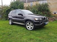 CELEBRITY OWNED STUNNER BMW X5 3.0 AUTO SPORT 5dr 4x4 LONG MOT 2002(02)