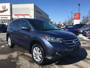 2013 Honda CR-V EX | AWD | REAR CAM | SUNROOF | HEATED SEATS |