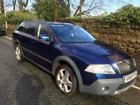 Skoda Octavia 2.0 TDI PD Scout - clean and loved, full service history, MOT til Feb 19
