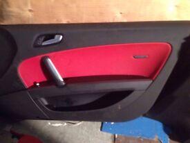 Audi TT full exclusive interior