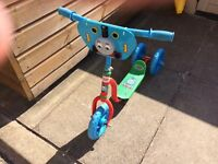 Thomas the tank scooter