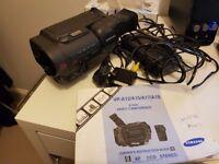 Old Samsung Camcorder VP A12