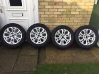 Ford Ecosport alloy wheels