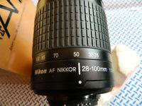 Nikon AF NIKKOR 28-100mm 1:3.5-5.6