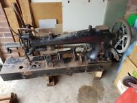 Singer 8-8 industrial sewing machine