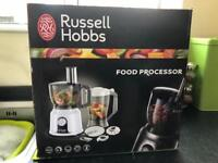 Food Processor, brand new, boxed