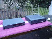 NAD Monitor Series 5000 Cd 3100 Amp