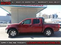 2006 Nissan Frontier SE-V6 4x4 crew cab