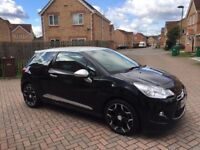 2013 CITROEN DS3 1.6 HDI AIRDREAM DSPORT PLUS, FULL LEATHER, £0 TAX, FULL HISTORY