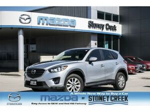 2016 Mazda CX-5 GS Sunroof Rear Cam B/T Heated Seats