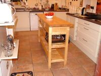 Kitchen island / pot stand / breakfast bar