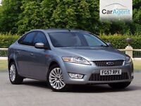 Ford Mondeo Titanium X, FSH, cruise control, heated seats, 2 owners, £500 deposit £98 a month