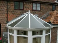SILENT CONSERVATORY ROOF ? ? ?
