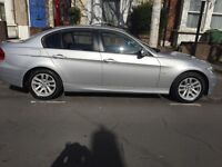 BMW 2.0 saloon silver. 2006