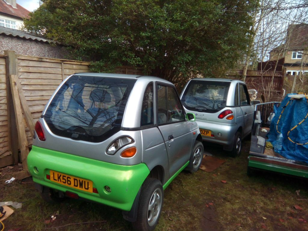 G Wiz Riva Electric Cars In Mill Hill London Gumtree
