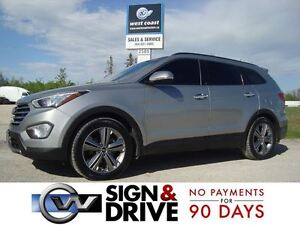 2013 Hyundai Santa Fe XL Limited *6 Pass/NAV/Panoramic Roof*