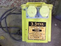 110v transformer