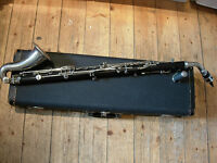 Selmer Bundy alto clarinet - great tone, excellent condition, just overhauled