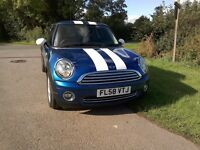 Bmw mini one 1:4 so is cheap and economical to run.