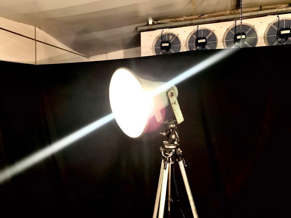 Vintage Industrial Lamp Retro Tripod In Norwich