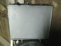 Shogun 2.8 radiator
