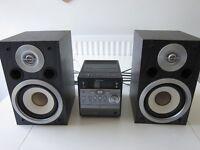Sony Hi Fi System – CD / Radio / Tape
